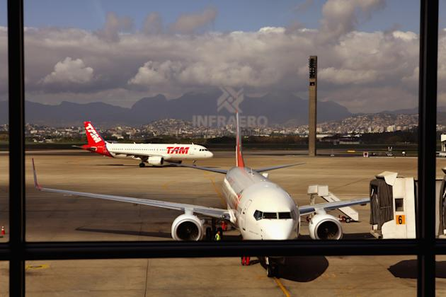Brazilian Airports To Get Makeover For 2014 World Cup