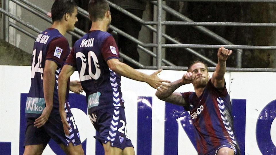 Video: Eibar vs Almeria