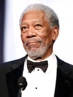 Morgan Freeman Joins Johnny Depp in 'Transcendence'
