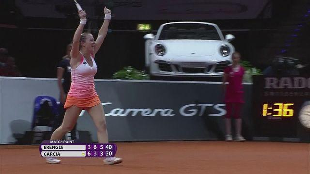 American Brengle through to Porsche Grand Prix semi