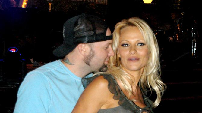 Fred Durst, Pam Anderson