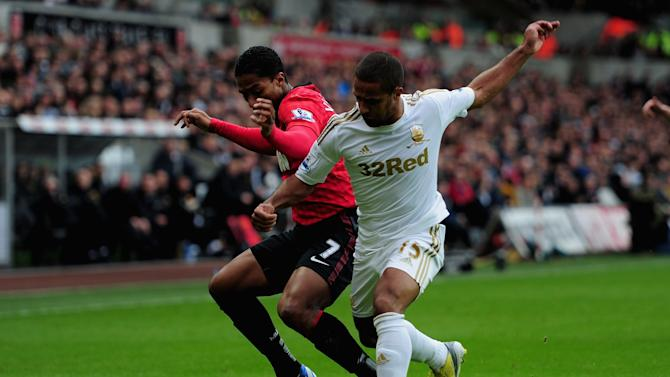 Swansea City v Manchester United - Premier League