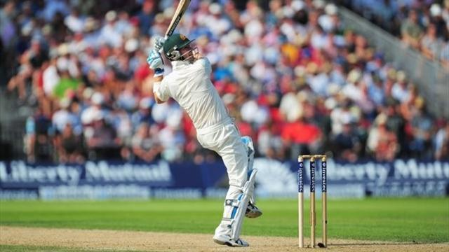 Ashes - Clarke century puts Australia in charge