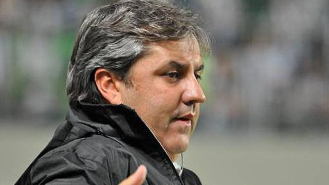 New Palmeiras coach gets off to winning start