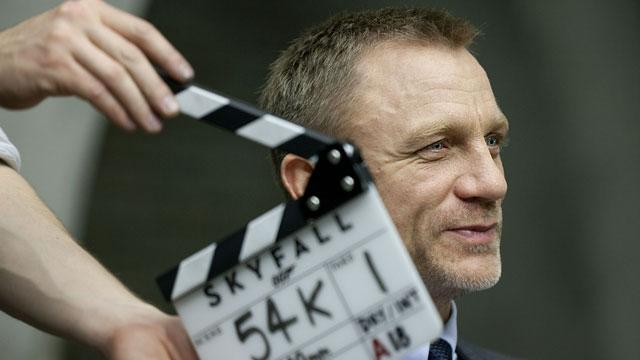 'Skyfall' Makes Movie History