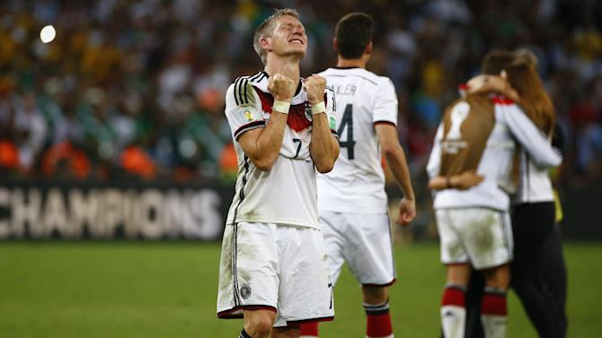 World Cup - Schweinsteiger: This is the start of German domination