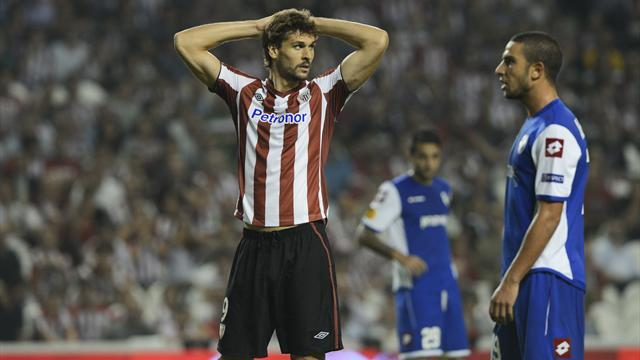 Serie A - Llorente excited by Juve