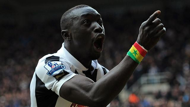 Premier League - Cisse set for playing return