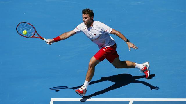 Australian Open - Wawrinka, Ferrer race into second round