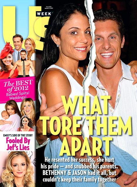 "Bethenny Frankel Split: ""They Really Tried"", Are ""Devastated"""