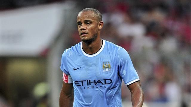 Premier League - Kompany looks at the positives
