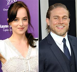 Dakota Johnson and Charlie Hunnam to Play Anastasia Steele and Christian Grey in Fifty Shades of Grey Film