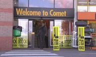 Comet Closing Down Sales As 41 Stores To Shut