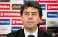 England Managing Director Adrian Bevington speaks in February 2012. England will play friendlies against Brazil and the Republic of Ireland in 2013 as a way of launching the Football Association's 150th anniversary, the national governing body said Wednesday