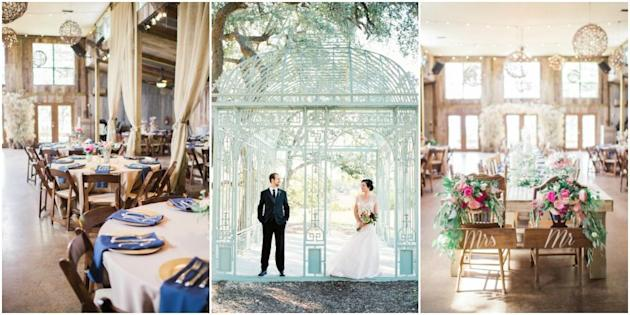 This texas city has some of the most beautiful wedding for Most beautiful wedding venues in the world