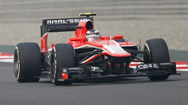 Formula 1 - Marussia: Three-car teams would hurt F1