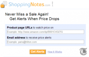 5 Easy Ways to Get Sale and Price Drop Alerts image ShoppingNotes Sale Alerts