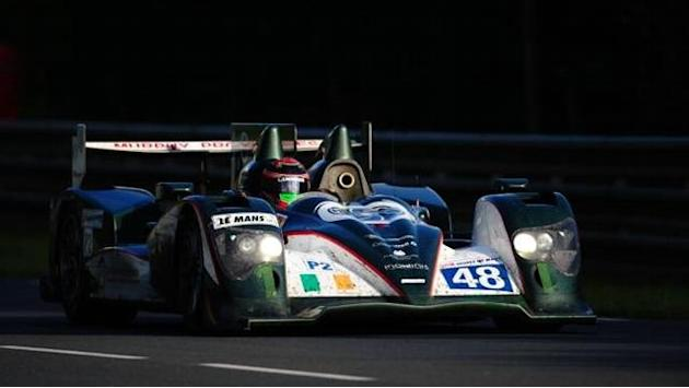 Le Mans Series - Murphy top timesheets at Donington