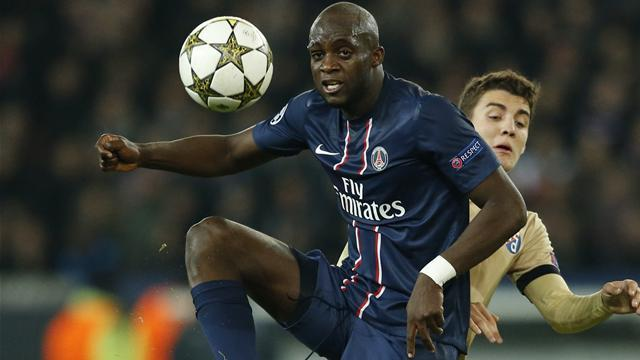 Ligue 1 - Midfield trio leave PSG on loan