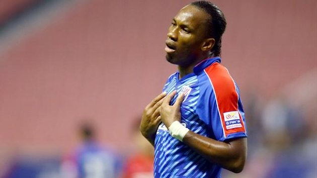 FOOTBALL 2012 Shanghai - Drogba