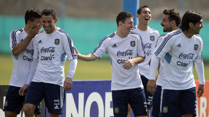 Argentina Wcup Soccer
