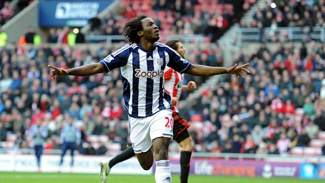 Romelu Lukaku scored a second-half penalty in West Brom's victory