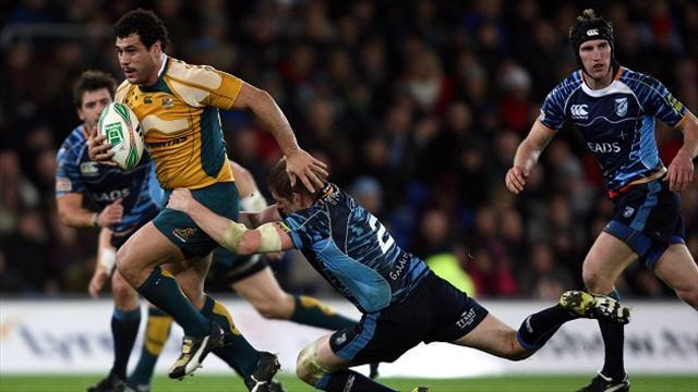 Lions Tour - Smith focused only on victory in Australia swan-song