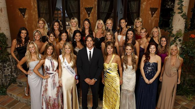 """The cast of """"The Bachelor."""""""