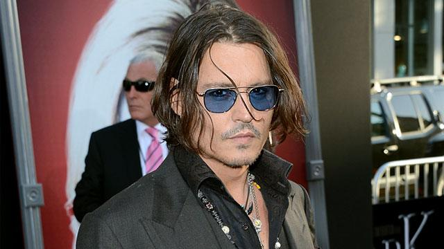 Depp on Quitting Acting: 'It's Not Too Far Away'