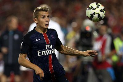 Is Lucas Digne on his way to Roma?