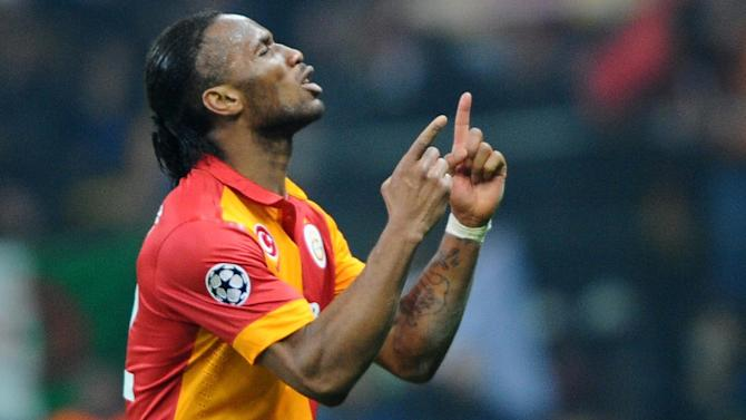 Serie A - Drogba 'agrees to join Juventus'