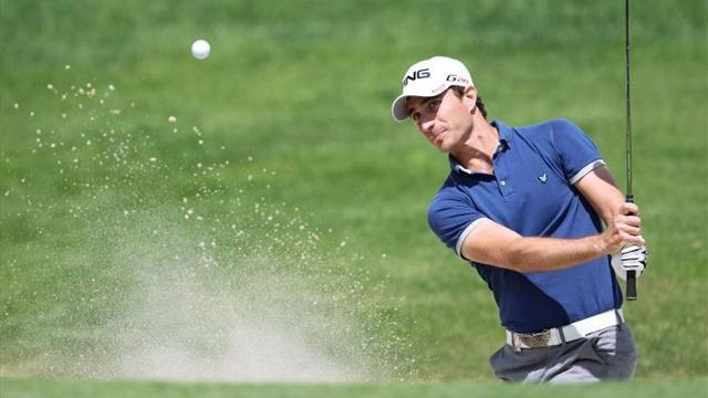 Golf - Canizares takes huge lead into Morocco finale