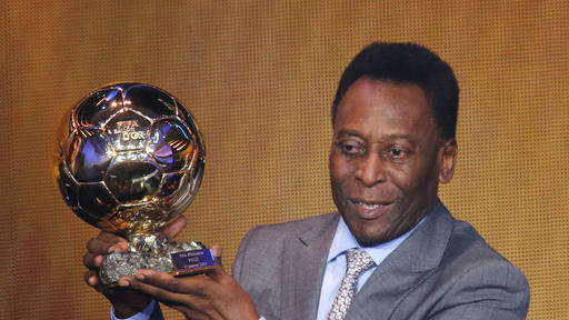 Pele says he was asked to be kicker for the Giants