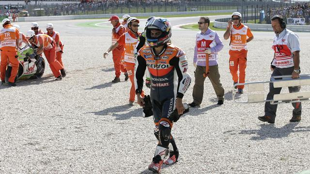 FIM unhappy over Misano start mess
