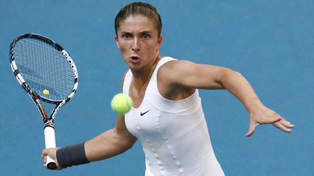 Tennis - Finalist Errani benefits from another Paris pullout