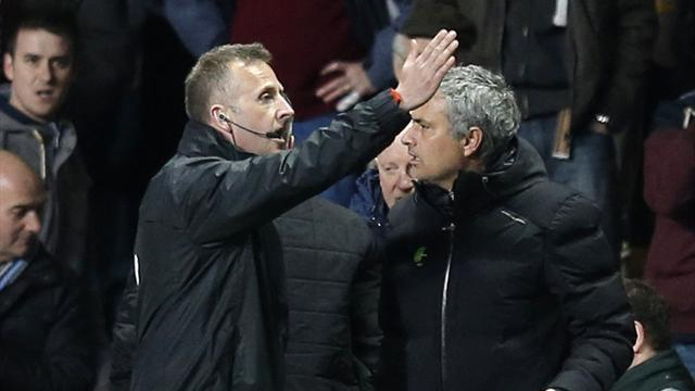 Premier League - Mourinho cleared over Foy comments
