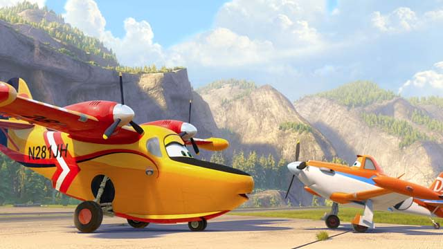 """Planes: Fire and Rescue"" Theatrical Trailer"