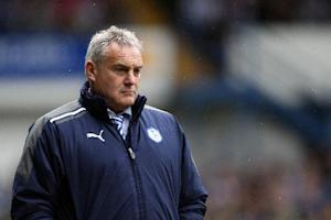 Dave Jones knows it will be difficult to recover from early setbacks in the league