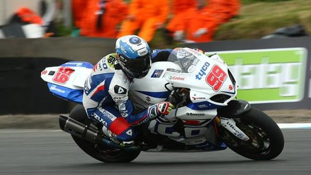 Superbikes - Knockhill BSB: All Saturday's qualifying times
