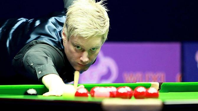 Snooker - Neil Robertson brushes aside Mark Williams to take Gdynia Open crown