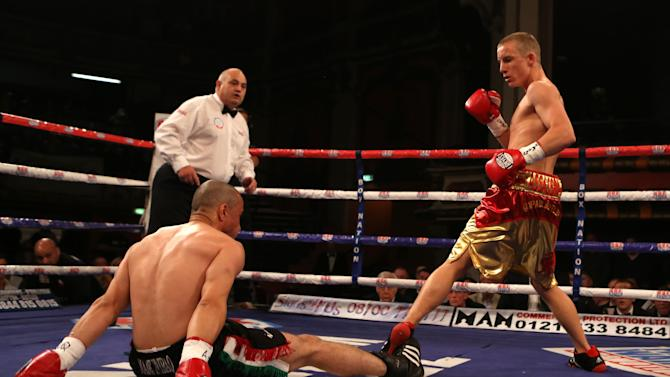 Boxing - Liverpool Olympia