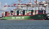 Chinese Ship Carrying 'Missile Parts' Stopped