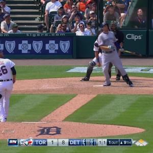 Colabello's two-run homer