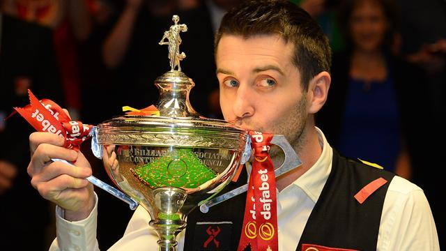 Snooker - Selby: I promised my dad I'd be world champion