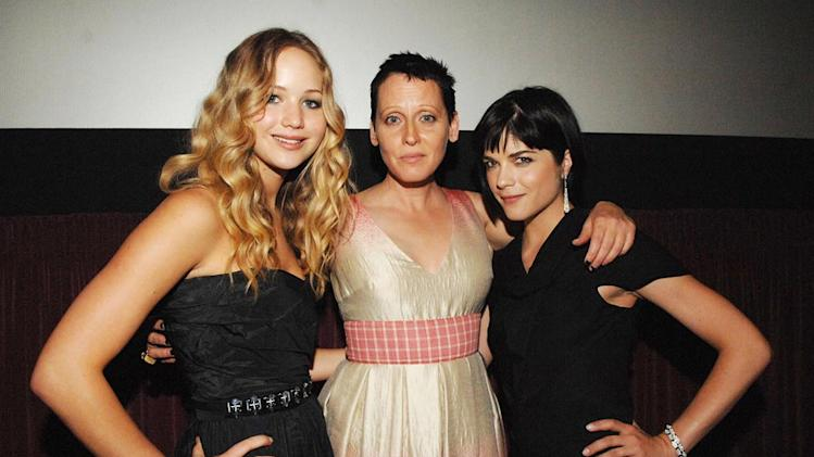 Los Angeles Film Festival 2008 Lori Petty Jennifer Lawrence Selma Blair