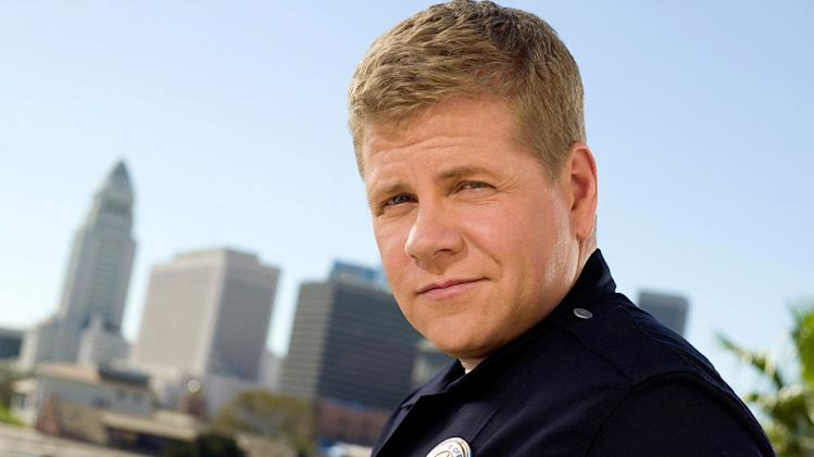 "Michael Cudlitz as John in ""Southland."""