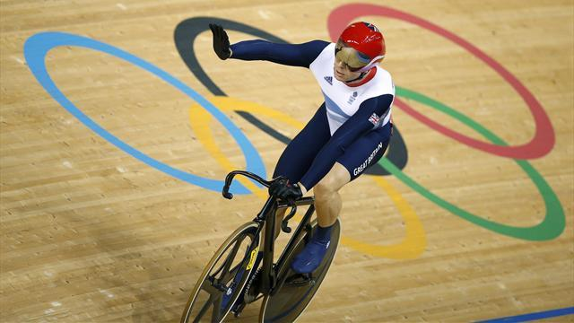Cycling - Olympic legend Hoy not sad as he announces retirement