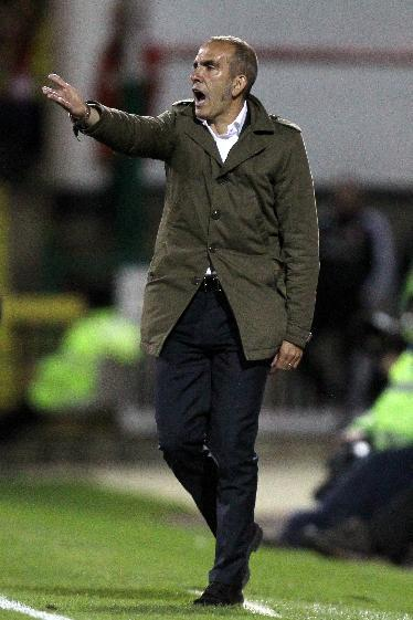 Paolo Di Canio feels more investment is needed in his Swindon squad
