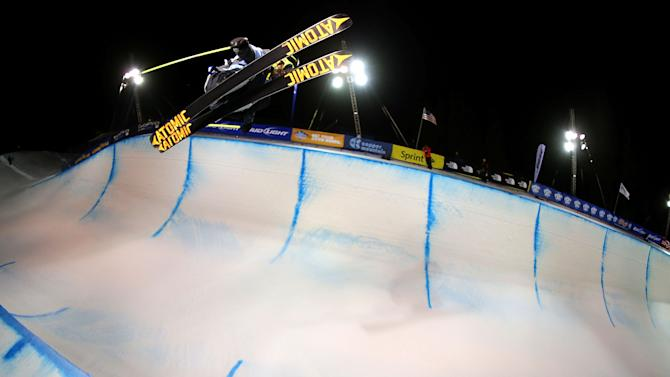 U.S. Snowboarding and Freeskiing Grand Prix - Qualifying Day 2