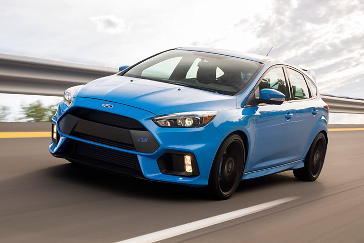 2016 ford focus rs may lead to faster rs500 version yahoo finance canada. Black Bedroom Furniture Sets. Home Design Ideas